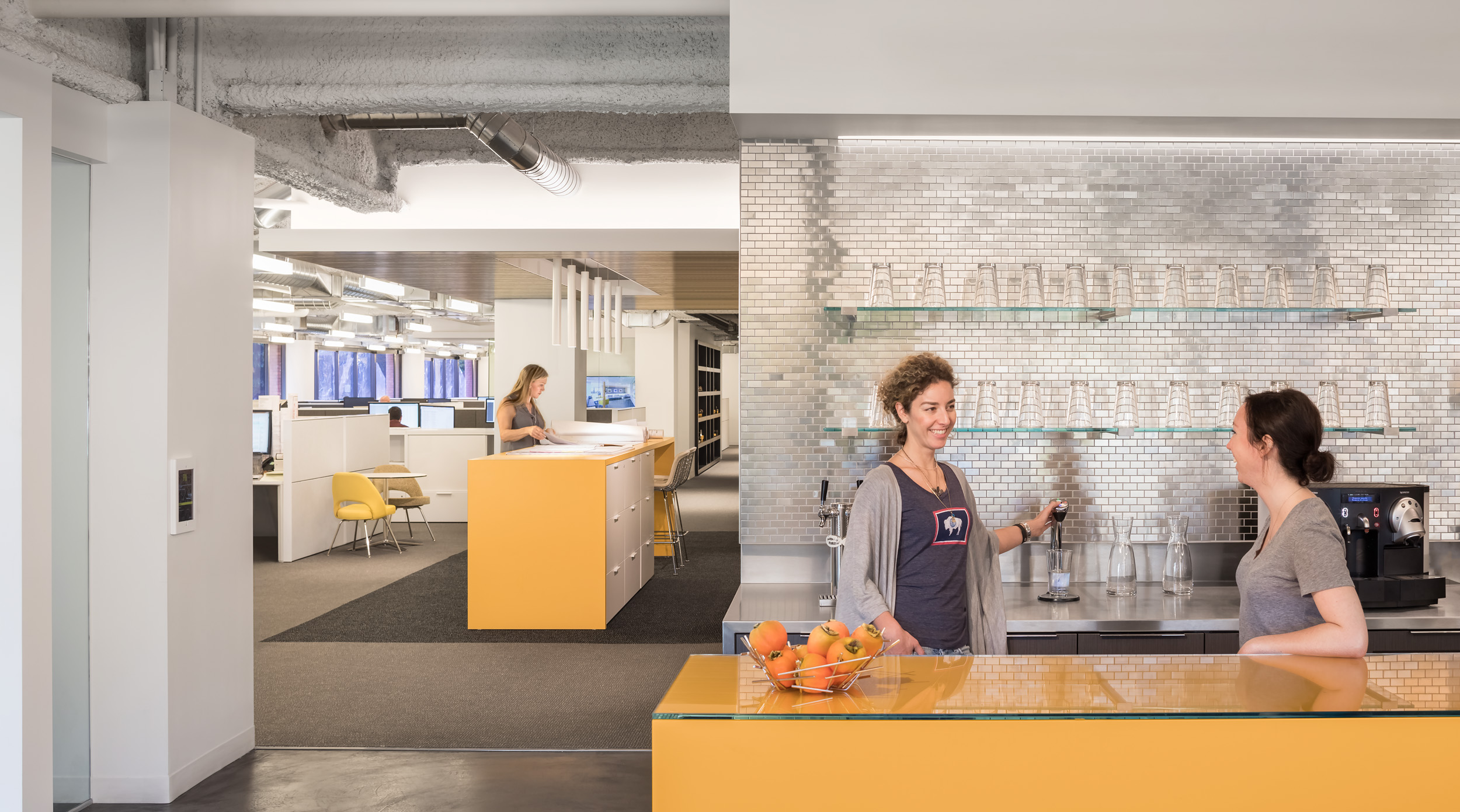 Millennials Bring Health and Wellness to the Workplace